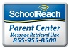 School Reach Message Retrieval Line